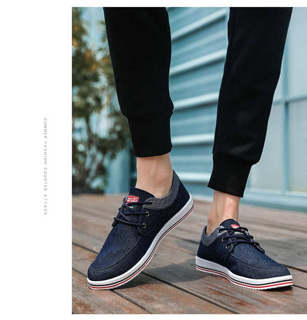 Casual Denim Shoes