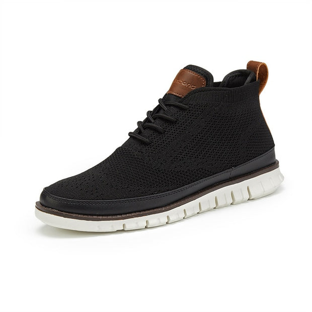 High Top Casual Men's Shoes