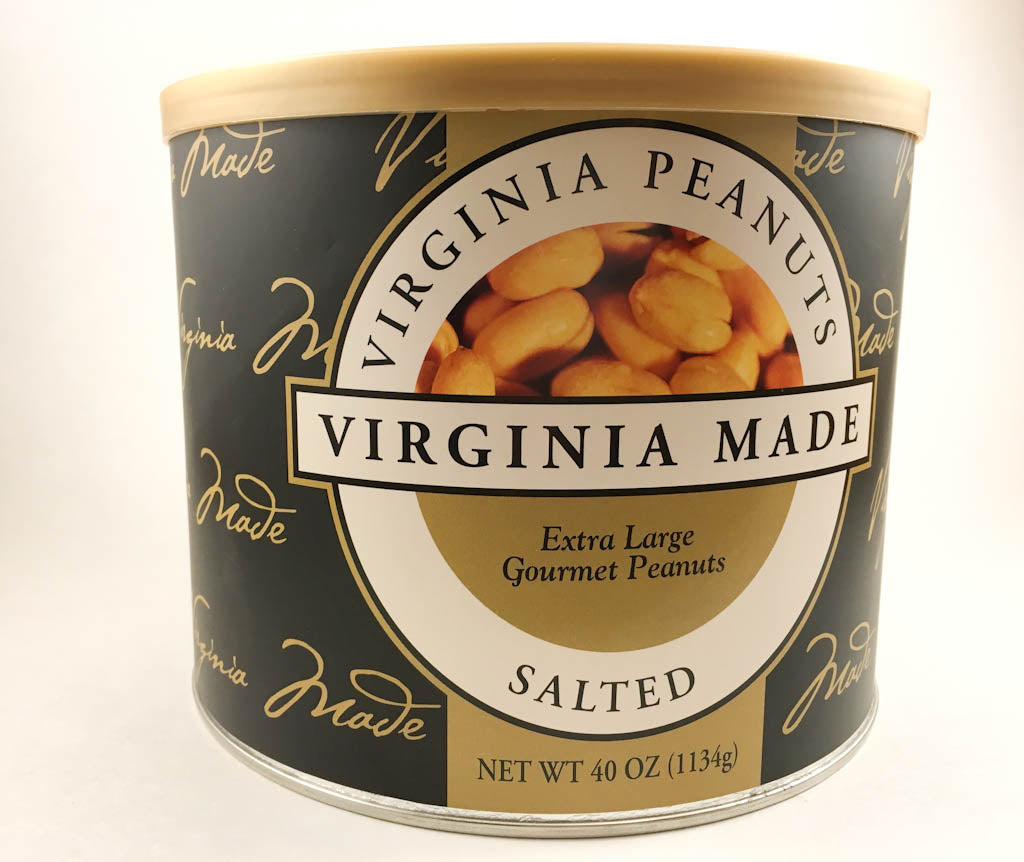 5 Reasons to Eat Virginia Peanuts
