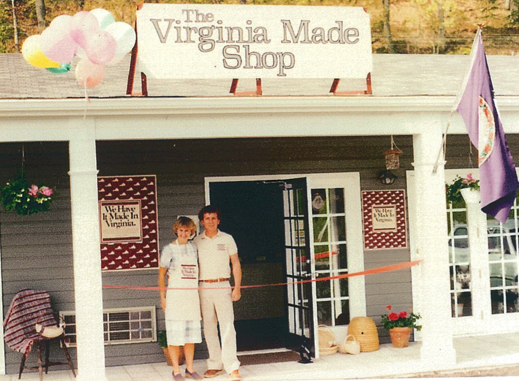 virginia made shop