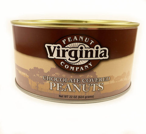 Virginia Chocolate Covered Peanuts