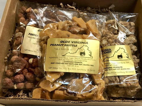 Sweet Peanut Gift Box