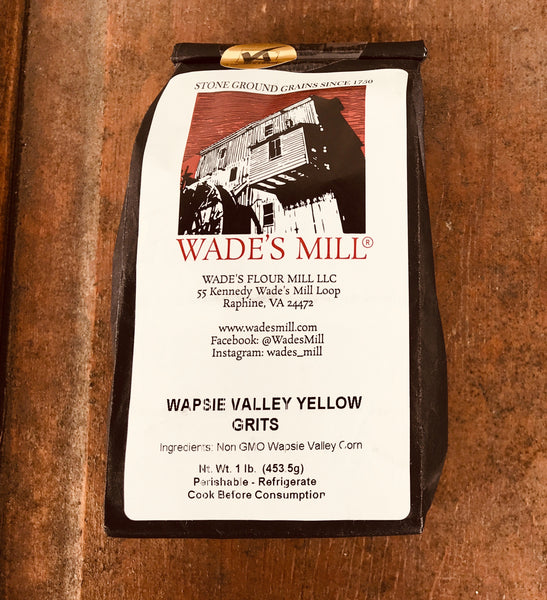 Wapsie Valley Yellow Grits