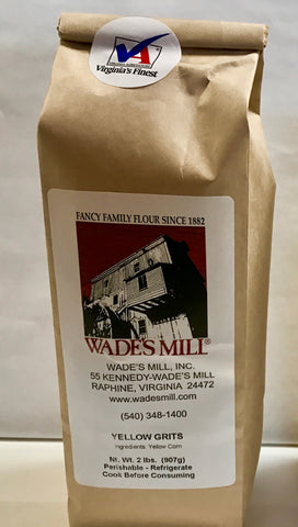 Wade's Mill | Yellow Grits