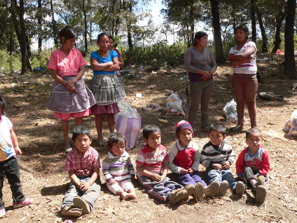 Guatemala Feeding Picture