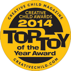 Tobo Track Creative Child Top Toy Award Winner