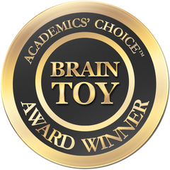 Tobo Track Academics Choice  Brain Toy Award Winner