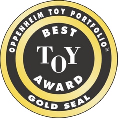 Tobo Track Oppenheim Gold Seal Toy Award Winner