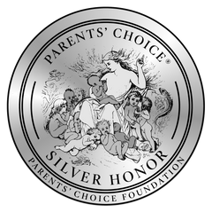 Tobo Track Parents Choice Silver Toy Award Winner