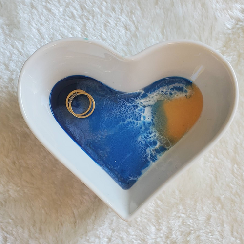 Jewelry Dish Heart