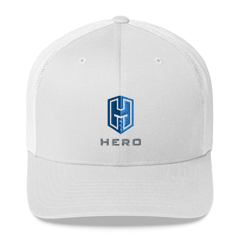 Cap Blue logo BEA HERO