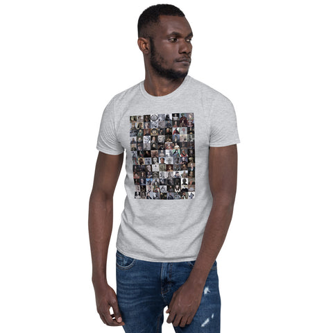 Short-Sleeve Unisex, T-Shirt, World Greatest Conquerors