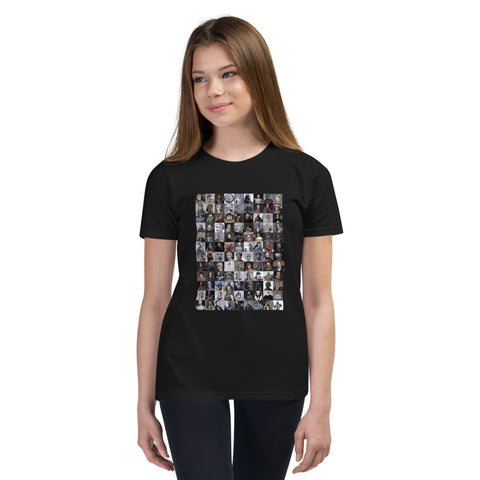 Youth Short Sleeve T-Shirt featuring World Greatest Conquerors