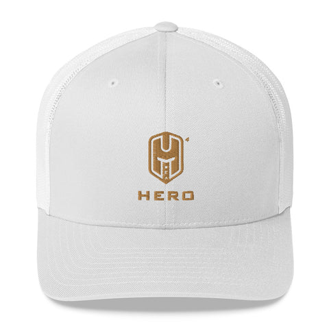 Cap Gold logo BEA HERO