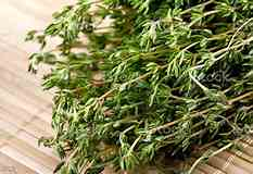 Thyme, Fresh Bunch from WLF
