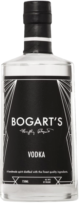 Bogarts Vodka 750ml