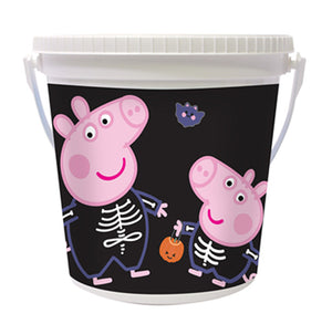 Peppa Halloween Mini Pail - SAY CHEESE CHEESE