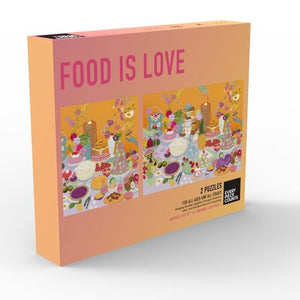 EPC FOOD IS LOVE PUZZLE
