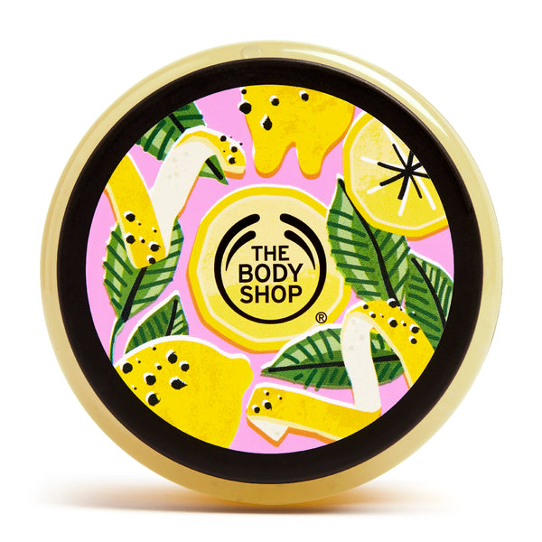 Special Edition Zesty Lemon Body Scrub
