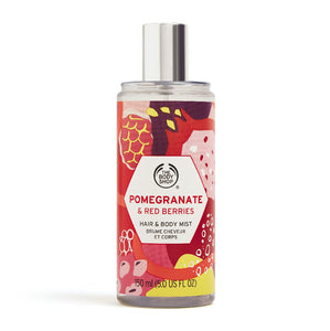 Pomegranate & Red Berries Hair & Body Mist