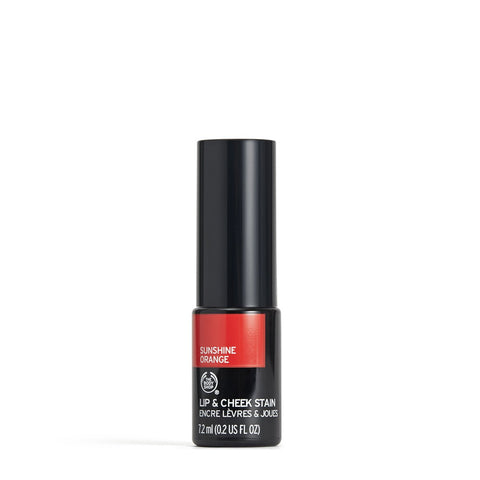 Lip & Cheek Stain Sunshine Orange 7.2ml