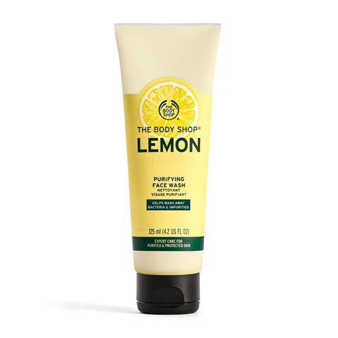 Lemon Purifying Face Wash 125ml