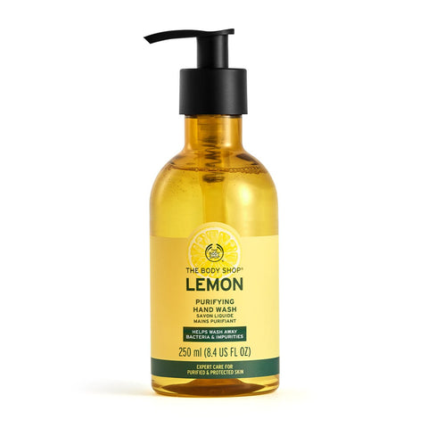 Lemon Purifying Hand Wash 250ml