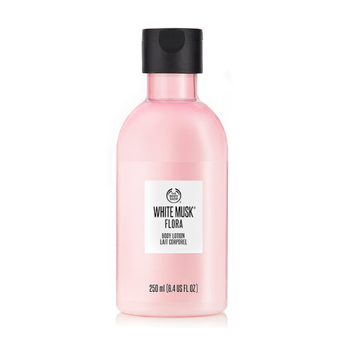 White Musk Flora Body Lotion