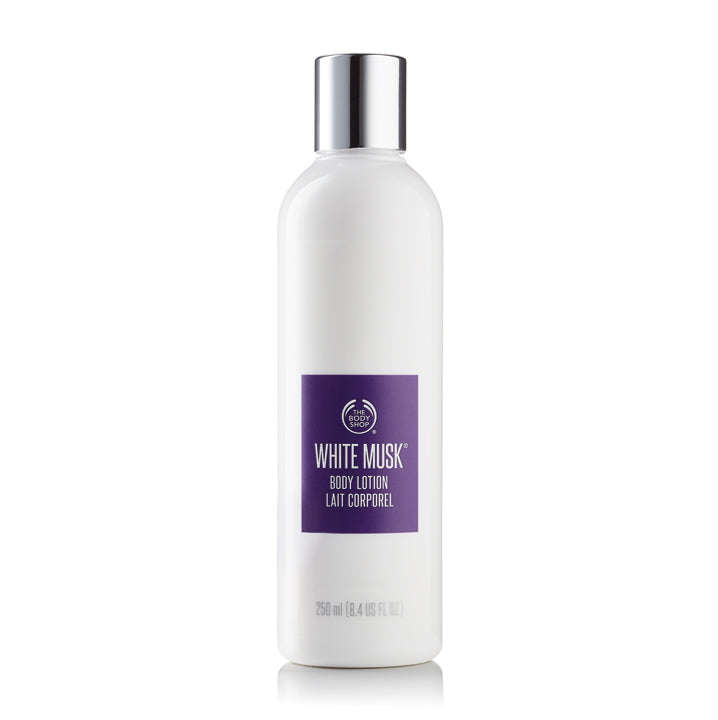 White Musk Body Lotion