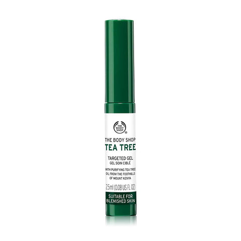 Tea Tree Targeted Gel