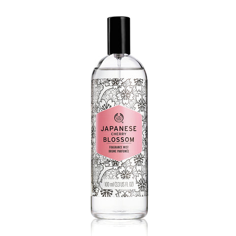 Japanese Cherry Blossom Fragrance Mist