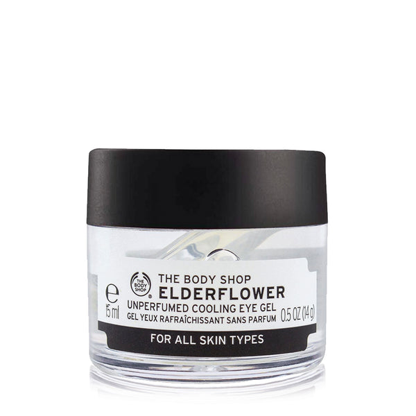 Elderflower Unperfumed Eye Gel