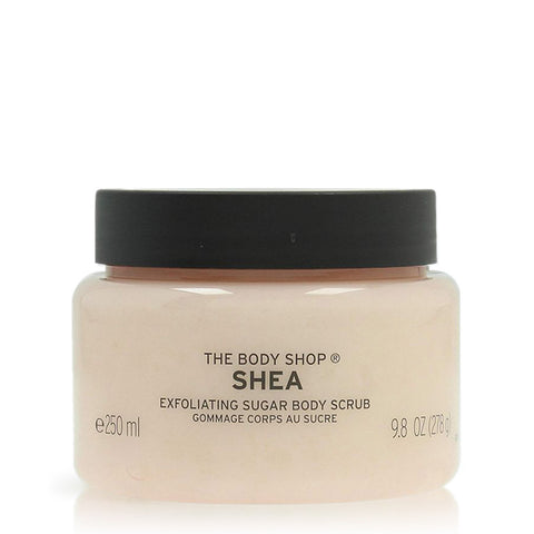 Shea Exfoliating Sugar Body Scrub