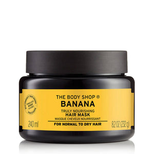 Banana Truly Nourishing Hair Mask