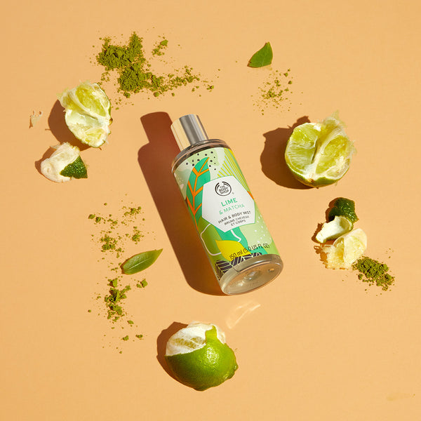 Lime & Matcha Hair & Body Mist