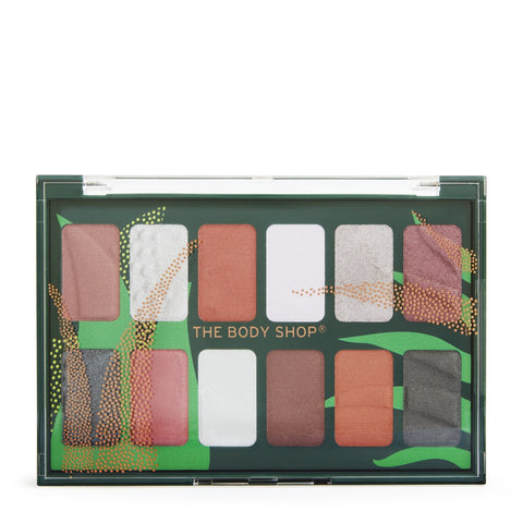 Bold As Nature Eyeshadow Palette