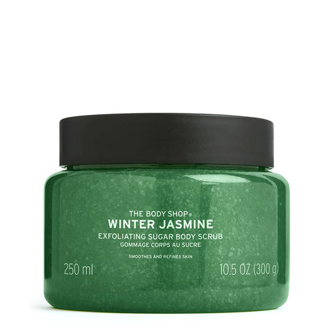 Winter Jasmine Body Scrub