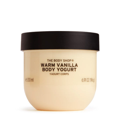 Warm Vanilla Body Yogurt