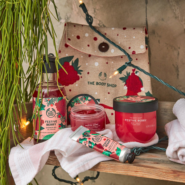 Festive Berry Little Gift Box