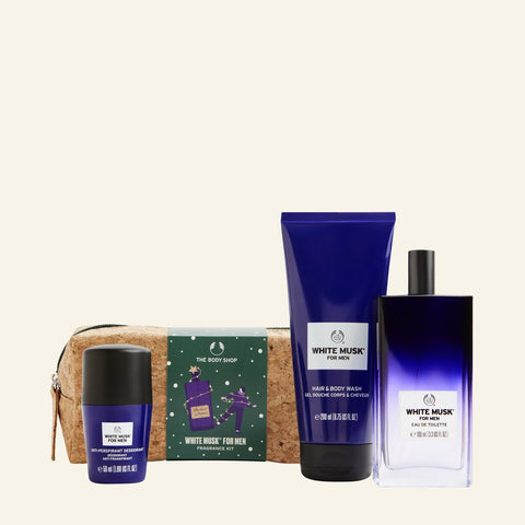 White Musk® For Men Fragrance Kit