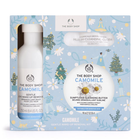 Camomile Gentle Make-Up Removal Kit