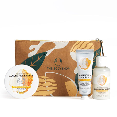 Soothing Almond Milk & Honey Gift Bag