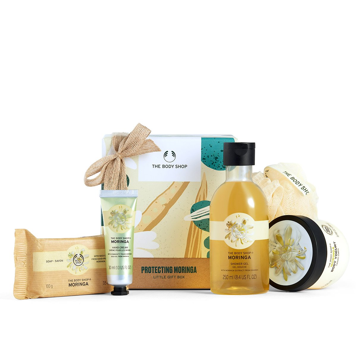 Protecting Moringa Little Gift Box