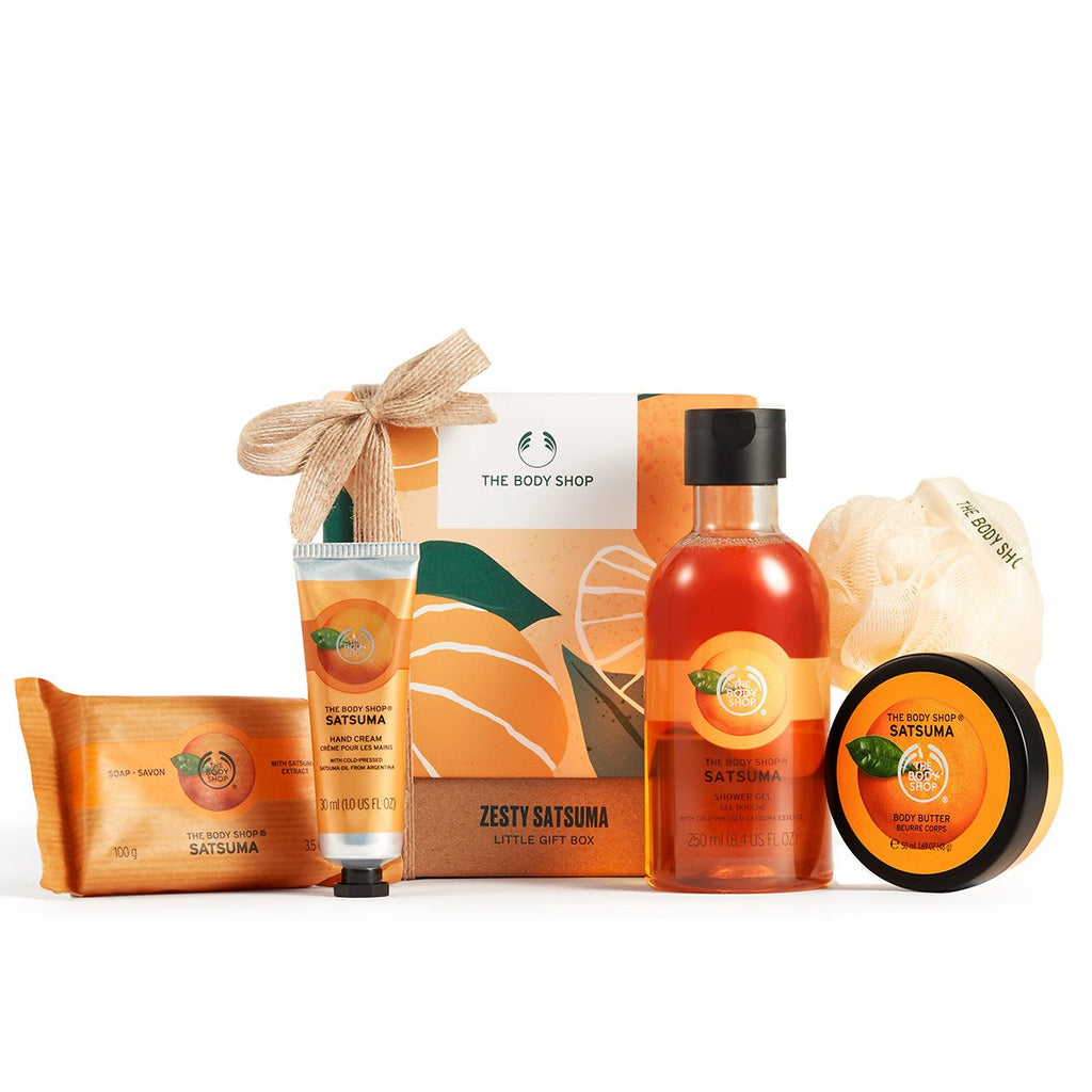 Zesty Satsuma Little Gift Box