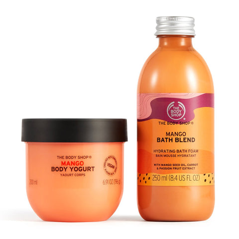 Sweet Mango Bath & Body Duo