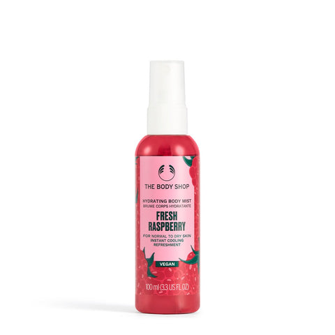 Fresh Raspberry Hydrating Body Mist 100ml