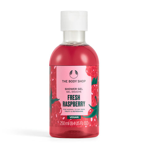 Fresh Raspberry Shower Gel 250ml
