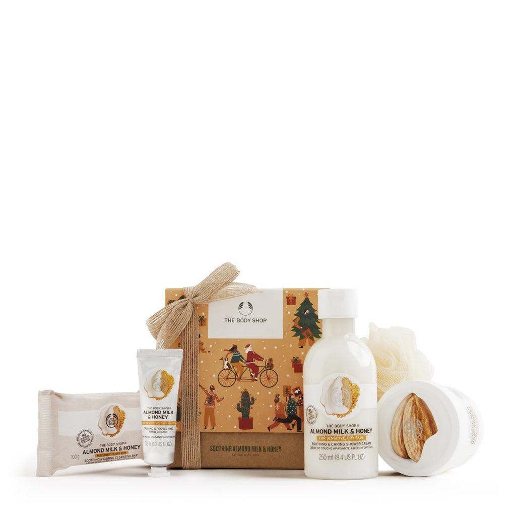 Soothing Almond Milk & Honey Little Gift Box