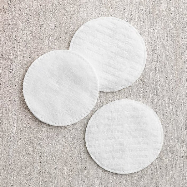Organic Cotton Pads Round