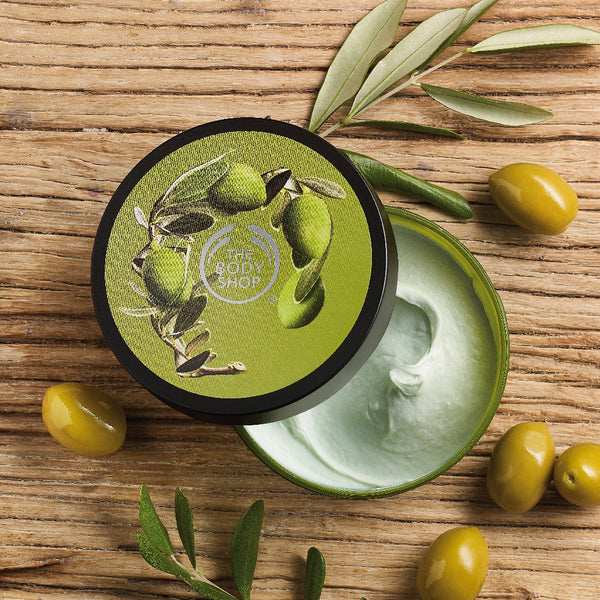 Olive Nourishing Body Butter